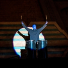 Photo Flash: Blue Man Group Makes Grand Return to Luxor Hotel & Casino
