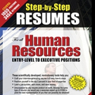 Evelyn U. Salvador Shares 'STEP-BY-STEP RESUMES for All Human Resources Entry-Level to Executive Positions'