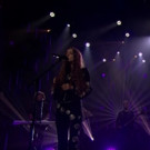 VIDEO: Birdy Performs 'Keeping Your Head Up' on LATE LATE SHOW
