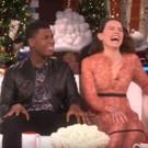 VIDEO: STAR WARS' Daisy Ridley, Oscar Isaac & John Boyega Visit 'Ellen'