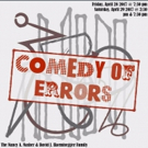 Greenhill School Presents COMEDY OF ERRORS