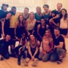 Day #3 Of Cast In Rehearsal For SMASH Reunion BOMBSHELL Actors Fund Concert