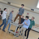 Photo Flash: In Rehearsal for THE WHO'S TOMMY at Falcon's Eye Theatre