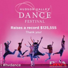 Hudson Valley Dance Festival Breaks Records with Over $125K Raised for Dancers Responding to AIDS