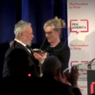 Stephen Sondheim and Meryl Streep Reminisce on Their Friendship at the PEN Gala