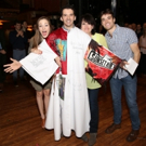 Exclusive Photo Coverage: Inside the Gypsy Robe Ceremony for BANDSTAND!