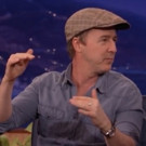 VIDEO: Co-Stars Edward Norton & Will Smith Bonded Over Music from HAMILTON