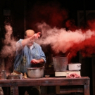 Photo Flash: First Look at Stephen Caffrey and John Ford-Dunker in RED at Geva Theatre Center