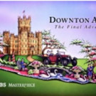 DOWNTON ABBEY to Celebrate Final Season on PBS with Float in 127th Rose Parade
