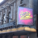 Up on the Marquee: CHARLIE AND THE CHOCOLATE FACTORY