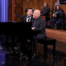VIDEO: Billy Joel Performs 'Italian Restaurant' & More Classics on TONIGHT SHOW