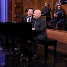 VIDEO: Billy Joel Performs 'Italian Restaurant' & More Classics on TONIGHT SHOW