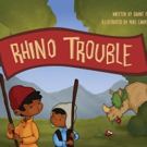 Utah Author Donates All Proceeds of Book, RHINO TROUBLE, to Napal