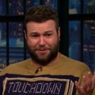 VIDEO: Taran Killam Talks First HAMILTON Rehearsal on 'Late Night': 'It's Awesome!'