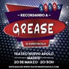 RECORDANDO A GREASE se estrenará este mes en Madrid