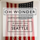 Oh Wonder! Comes to The Crocodile This January