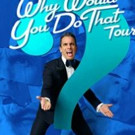 Sebastian Maniscalco Comes to Paramount Theatre This April