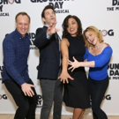 Photo Coverage: Just In Time! Meet the Company of GROUNDHOG DAY on Broadway