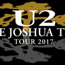 U2 to Return to Select Stadiums for THE JOSHUA TREE TOUR
