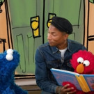 VIDEO: B Is for Book! Watch Pharrell Wiiliams Guest Star on SESAME STREET