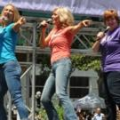 BWW TV: MAMMA MIA!'s Dynamos Take Their Final Dance Through Bryant Park!