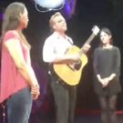 STAGE TUBE: Adam Pascal Sings Surprise RENT Ballad at DISASTER!