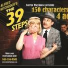 BWW Reviews: THE 39 STEPS at Antrim Playhouse