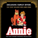 Save on ANNIE at Brooklyn's Kings Theatre this December