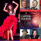 Sutton Foster, Amber Riley & ON YOUR FEET! Cast Perform Tonight on PBS's A CAPITOL FOURTH