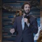 Sneak Peek - Watch Josh Groban Perform 'Fax Machine Santa' on COMEDY BANG! BANG