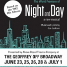 Above Board Theatre to Present World Premiere of NIGHT AND DAY