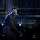 VIDEO: Benjamin Clementine Performs 'Cornerstone' on TONIGHT SHOW