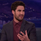 VIDEO: Darren Criss Talks HEDWIG, 'Flash' Musical Episode & More on 'Conan'