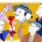 BWW Exclusive: Ken Fallin Draws the Stage - THE FRONT PAGE