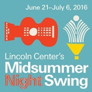 Lincoln Center Sets Midsummer Night Swing 2016 Season