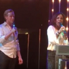 STAGE TUBE: Daphne Rubin-Vega and Adam Pascal Reunite for 'Light My Candle' at DISASTER!