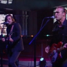 VIDEO: The Shelters Make TV Debut Performing 'Rebel Heart' on LATE SHOW