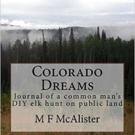 COLORADO DREAMS is Released