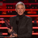 VIDEO: Ellen DeGeneres Gives Moving Acceptance Speech at PEOPLE'S CHOICE AWARDS