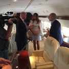 Matt Lauer Sits Down with Melania Trump on This Morning's TODAY