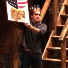 VIDEO: Long May He Reign! HAMILTON's Taram Killam Re-Coronates Broadway's New King,  Brian D'Arcy James