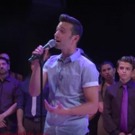 STAGE TUBE: Daniel Quadrino and Company Sing 'Imagine' at 2016 Broadway Sings for Pride Benefit