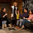 Photo Flash: First Look at Constantine Maroulis & More in Second Stage's FRIEND ART