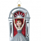 Photo Flash: Patti LuPone Captured in EVITA-Themed Holiday Ornament for BC/EFA