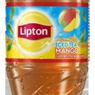 Marinas Menu: Lipton Debuts MANGO ICED TEA