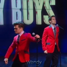 VIDEO: Cast of Broadway's JERSEY BOYS Perform Medley on 'Wendy Williams'