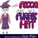 June Palo Pens MRS. PECORA AND HER PURPLE HAT