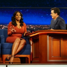 VIDEO: Audra McDonald Talks Motherhood, 'Beauty & the Beast' & More on LATE SHOW