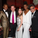 Photo Flash: Robert Battle, Chadwick Boseman & More Kick Off Alvin Ailey American Dance Theater's Holiday Season with Gala Benefit Performance & Opening Night Party