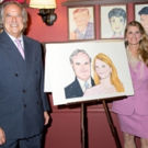 Photo Coverage: Producers Stewart F. Lane and Bonnie Comley Unveil Portrait at Sardi's!